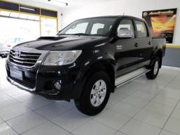 HILUX CD SRV 4X4 3.0 AT - 2012