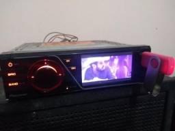 Dvd pioneer com entrada usb