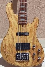 Baixo Cort Gb5 Custom Ñ Fender, Lakland, Sadowsky, Yamaha