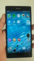 Vendo lindo smartphone sony t2 ultra slim.leia o anúncio