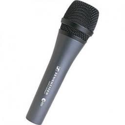 c871d82057 Microfone Vocal Profissional Dinâmico Cardióide Sennheiser E835