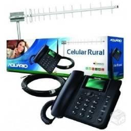 Kit telefone celular rural