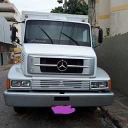 Caminhão 1618 Mercedez Benz 1995 - 1995