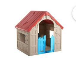 Casinha de brinquedos