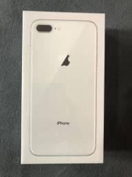 Vendo iphone 8 plus lacrado