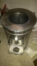 Máquina de descasca batata