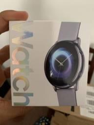 Samsung Galaxy Active NOVO PRATA LACRADO