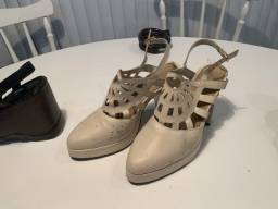 Sapato Social, Sapato Boneca e Sandália