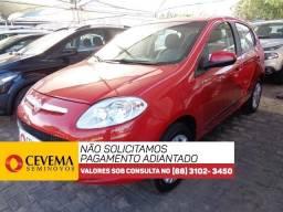 Fiat Palio Attractive 1.4 - Vermelho - 2015