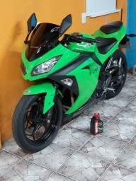 Ninja 300 Moto top! Aceito trocas! - 2013