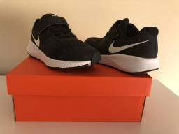 Tênis Nike Star Runner Preto infantil nº 27