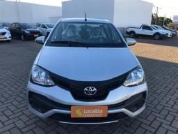 TOYOTA ETIOS 2018/2019 1.5 X PLUS SEDAN 16V FLEX 4P AUTOMÁTICO - 2019
