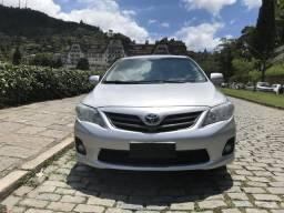 Corolla Gli 1.8 completo top de linha - 2013