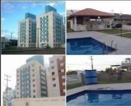 Yes imob - Apartamento para Locação, Fraga Maia, Feira de Santana, 3 dormitórios, 1 sala,