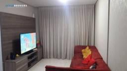 Apartamento no Parque Pantanal na Torre dos Lagos com 3 dormitórios à venda, 101 m² por R$