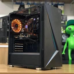 Pc Gamer i3 com Rx 570