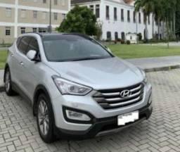 Hyundai Grand Santa Fé Tiptronic 4x4 2016 7 Lugares - 2016