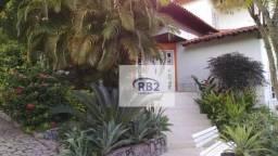 Casa com 4 dormitórios à venda, 420 m² por R$ 1.650.000 - Badu - Niterói/RJ