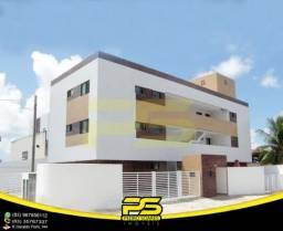 Oportunidade, apartamento, 02 quartos, suíte, piscina, churrasqueira, 52m², por apenas R$
