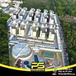 Apartamento com 3 dormitórios à venda, 86 m² por R$ 280.000 - Portal do Sol - João Pessoa/