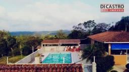 Chácara com 4 dormitórios à venda, 7000 m² por R$ 650.000,00 - Taquacetuba - São Bernardo