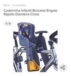 Cadeirinha Infantil bicicleta