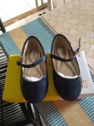 Sapato tipo boneca da Klin