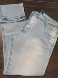 Calça jeans multimarcas Tam 44 46 e 48 masc