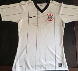 PARA VENDER LOGO - Duas camisetas relíquias do Corinthians!