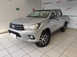 Toyota Hilux 2.8 CD Turbo Diesel - Manual 17/18 - 2017
