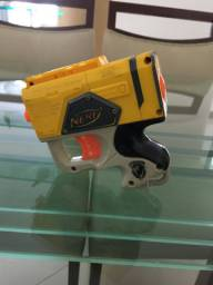 Arma Nerf pistola