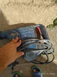 Vendo furadeira martelete rompedor da Bosch profissional