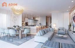 Apartamento em Construção, quadra mar no Skyline Residence, 4 suítes e 4 vagas privativas,