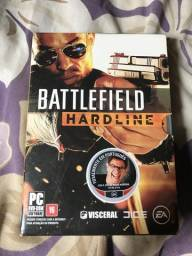 Battefield hardline pc comprar usado  Macapá