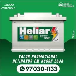 Bateria de Carro / Automotiva - Heliar Super Free - Rio de janeiro