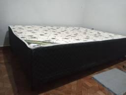 Vendo cama box conjugado