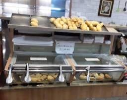 Balcão de alto serviço para padaria !