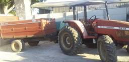 Trator Massey Ferguson 5275