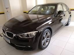 BMW 320I Top de Linha, Teto Solar Baixa KM