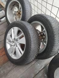 Jogo roda Corolla aro 16