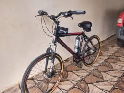 Bicicleta mazza alumínio