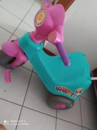 Triciclo feminino completo