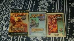 3 decks Magic the Gathering