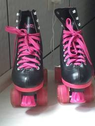 Patins com Luz de Led