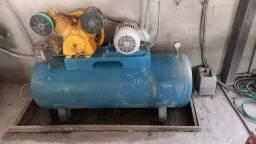 Compressor de ar Schiler 25 pés