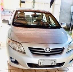 Vendo ou troco Corolla XEI 2011 troco por Corolla ano 2015 ou 2016