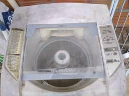 Máquina de lavar aceito cartão