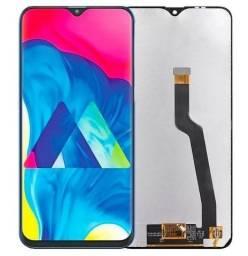 Display Completo / Tela do Samsung M10 Modelo M105 - Instalação Imediata!