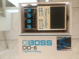 Pedal delay DD6 Boss super novo
