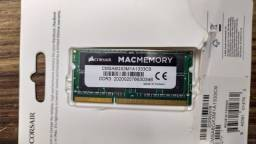 Memoria Notebook DDR3 8gb 1333 Corsair mac memory